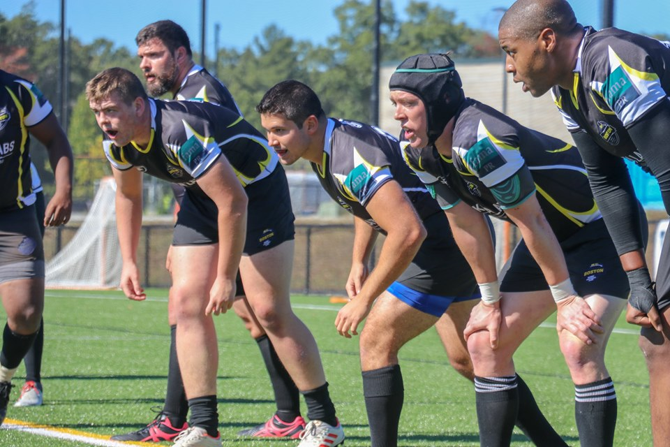 Home Boston Rugby